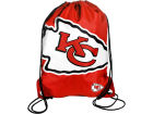 Kansas City Chiefs Forever Collectibles Big Logo Drawstring Backpack Luggage, Backpacks & Bags