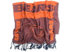 Chicago Bears Forever Collectibles Logo Pashmina Scarf Apparel & Accessories