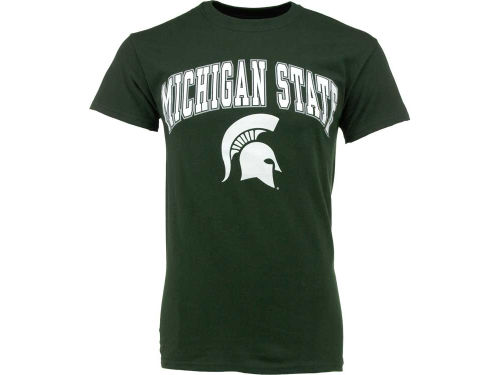 Michigan State Spartans NCAA 2 for $25  New Agenda NCAA Men's Midsize T-Shirt