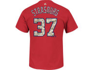 Majestic MLB Camo Player T-Shirt T-Shirts