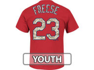 Majestic MLB Youth Camo Player T-Shirt T-Shirts