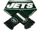 New York Jets Forever Collectibles 2013 Wordmark Acrylic Knit Scarf Apparel & Accessories