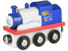 Kansas Jayhawks College Team Train Toys & Games