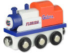 Florida Gators College Team Train Toys & Games