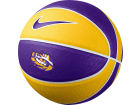 LSU Tigers Nike NCAA Mini Rubber Basketball Gameday & Tailgate