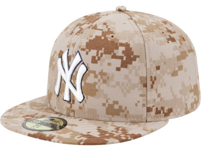 New York Yankees MLB 2013 Memorial Day Stars & Stripes 59FIFTY Cap Hats