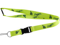 Neon Lanyard Pins, Magnets & Keychains