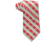 Eagles Wings Polyester Checked Tie Apparel & Accessories