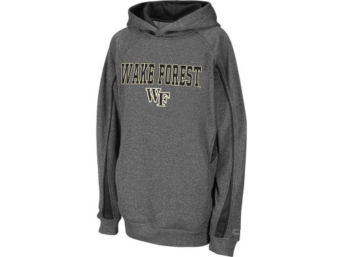 Wake Forest Demon Deacons Colosseum NCAA Youth Renegade Hoody