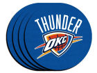 Oklahoma City Thunder 4-pack Neoprene Coaster Set Kitchen & Bar