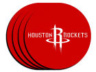 Houston Rockets 4pk Neoprene Coaster Set Kitchen & Bar