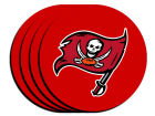 Tampa Bay Buccaneers Neoprene Coaster Set 4pk Kitchen & Bar