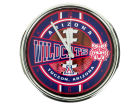 Arizona Wildcats Chrome Clock Bed & Bath
