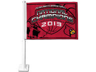Rico Industries NCAA 2013 National Champ Car Flag Auto Accessories