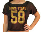 Iowa State Cyclones Miss Fanatic Gameday Top T-Shirts