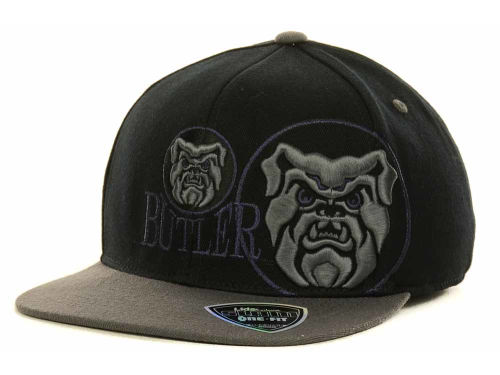 Butler Bulldogs Top of the World NCAA Slam Dunk One Fit 2 Cap Hats