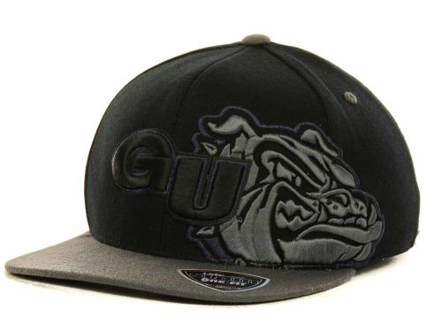 Gonzaga Bulldogs Top of the World NCAA Slam Dunk One Fit 2 Cap Hats