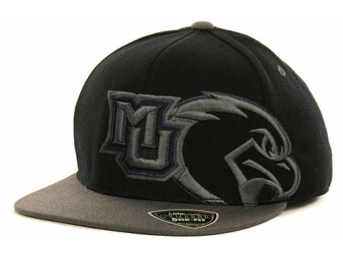 Marquette Golden Eagles Top of the World NCAA Slam Dunk One Fit 2 Cap Hats