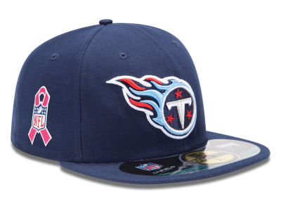 Tennessee Titans NFL 2013 BCA On Field 59FIFTY Cap Hats