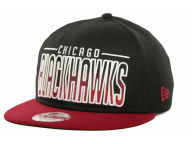 New Era NHL Team Fade Snapback 9FIFTY Cap Hats