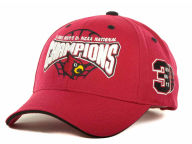Top of the World Louisville 3X Basketball National Champ Cap Adjustable Hats