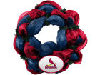 St. Louis Cardinals Mesh Wreath Holiday