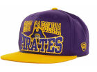 East Carolina Pirates Top of the World NCAA Peekin Snapback Cap Adjustable Hats