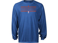 adidas NBA Winter Court Long Sleeve Climalite T-Shirt T-Shirts
