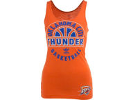 adidas NBA Womens Back Up Triblend Tank Tanks