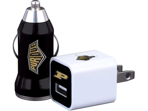 Purdue Boilermakers Home and Away Charger