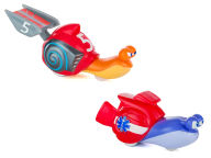 Turbo Turbo Shell Racers Toys & Games