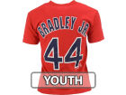 Boston Red Sox Jackie Bradley Jr. Majestic MLB Youth Player Tee T-Shirts