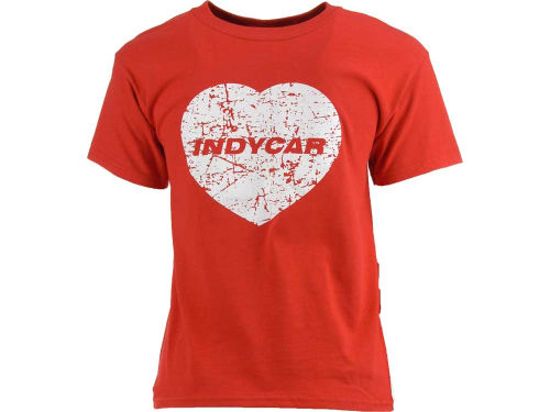IndyCar Series IndyCar Heart T-Shirt-Kids