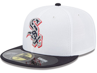 Chicago White Sox MLB 2013 July 4th Stars & Stripes 59FIFTY Cap Hats