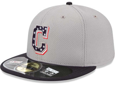 Cleveland Indians MLB 2013 July 4th Stars & Stripes 59FIFTY Cap Hats