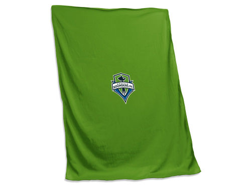 Seattle Sounders FC Logo Chair NCAA Sweatshirt Blanket