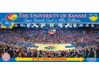 Kansas Jayhawks Panoramic Stadium Puzzle Toys & Games