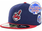 Cleveland Indians New Era MLB 2013 All Star Patch 59FIFTY Cap Fitted Hats