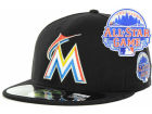 Miami Marlins New Era MLB 2013 All Star Patch 59FIFTY Cap Fitted Hats