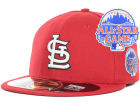 St. Louis Cardinals New Era MLB 2013 All Star Patch 59FIFTY Cap Fitted Hats