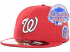 Washington Nationals New Era MLB 2013 All Star Patch 59FIFTY Cap Fitted Hats