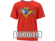 Turbo Turbo Blast T-Shirt-Toddler T-Shirts