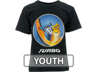 Turbo Turbo Circle T-Shirt-Youth T-Shirts