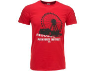 Milwaukee IndyFest Ferris Wheel T-Shirt T-Shirts