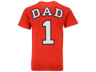 Majestic MLB Team Dad T-Shirt T-Shirts