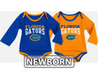Florida Gators Colosseum NCAA Newborn Bowl Long Sleeve Bodysuit Set Infant Apparel