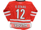 Carolina Hurricanes Eric Staal Reebok NHL Youth Replica Player Jersey Jerseys