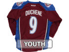 Colorado Avalanche Matt Duchene Reebok NHL Youth Replica Player Jersey Jerseys