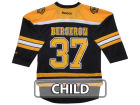 Boston Bruins Patrice Bergeron Reebok NHL Kids Replica Player Jersey Jerseys