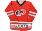 Carolina Hurricanes Reebok NHL Kids Replica Jersey Jerseys